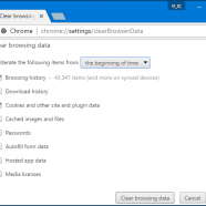 How To Remove & Delete Browsing History