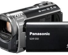 Panasonic SDR-S50K Camcorder review
